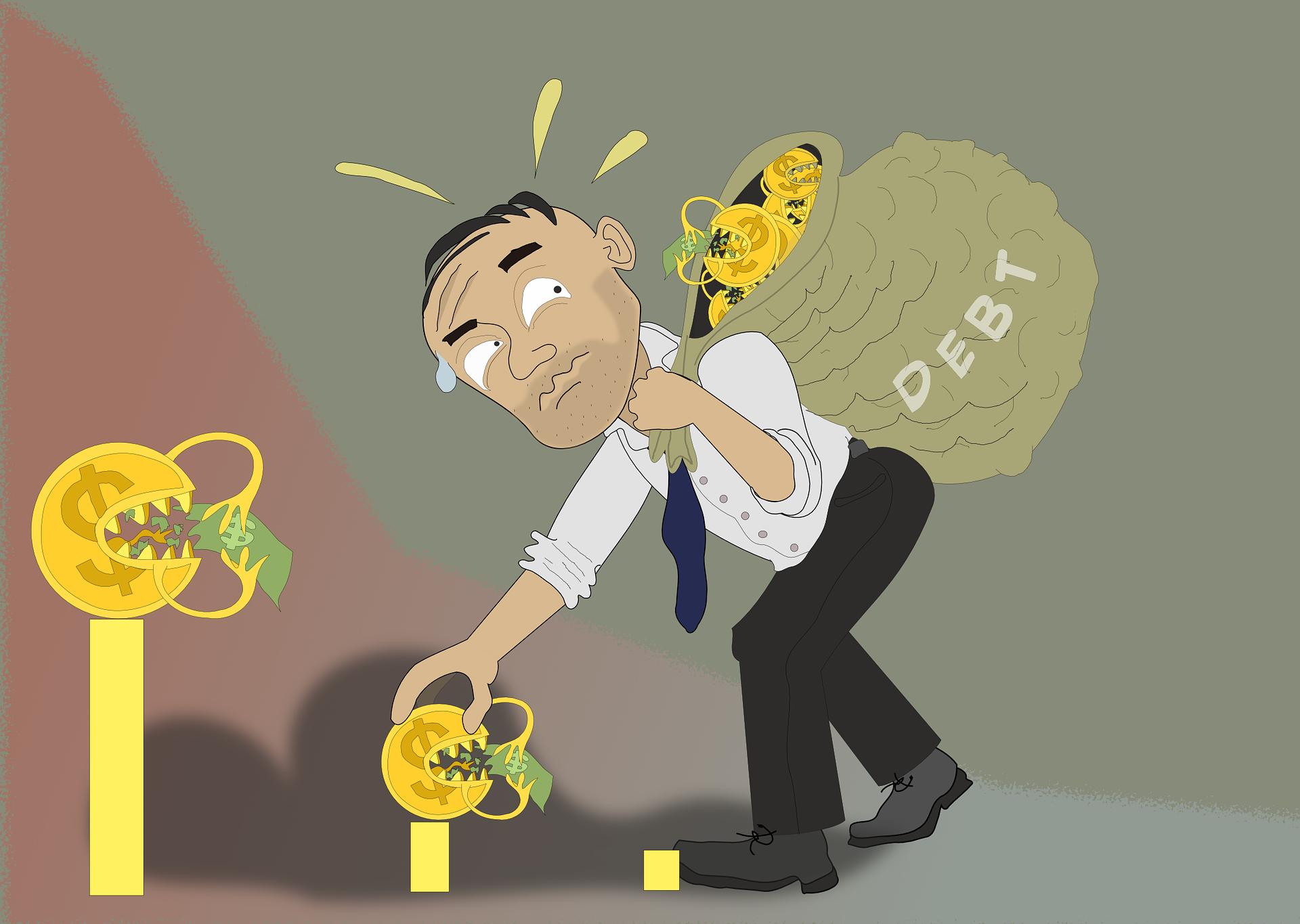 Jak wyjść ze spirali kredytowej?